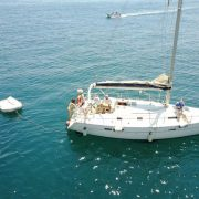 gita in barca a vela a taormina