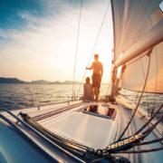 aperitivo in barca